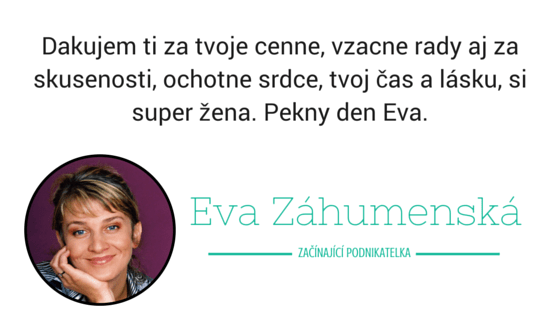 Veronika Masinova reference 1