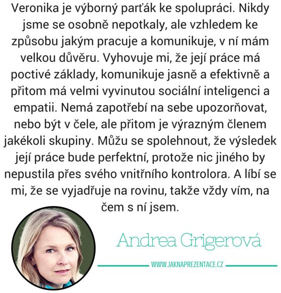 Veronika Masinova reference 5