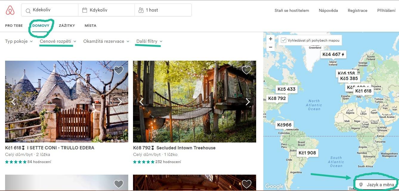 airbnb zkusenost 1